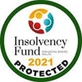 Protected by the Insolvency Fund 2021
