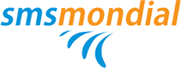 SMSMondial Logo